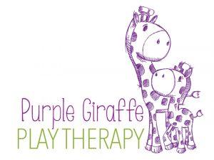 Purple Giraffe Logo
