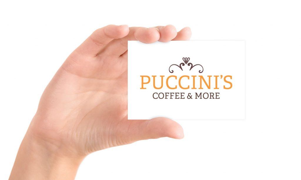 cafe loyalty card