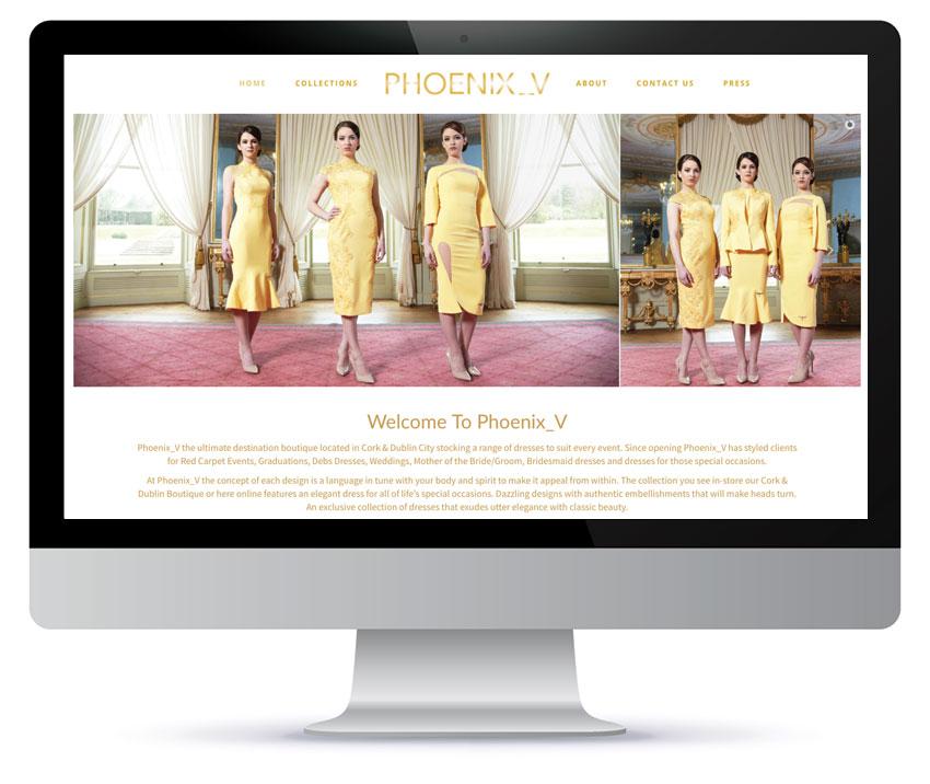 Phoenix V Website