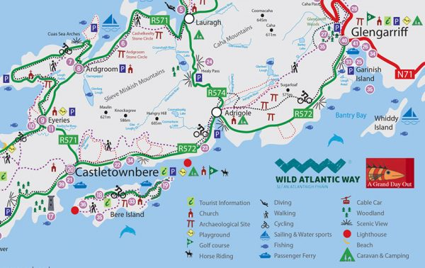 tourism map
