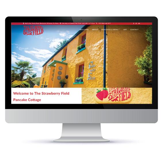 Strawberry Fields Website