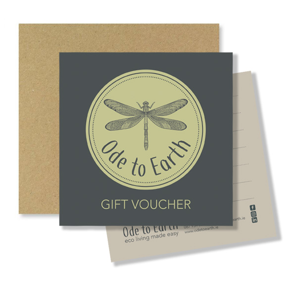 Ode to Earth Gift Voucher